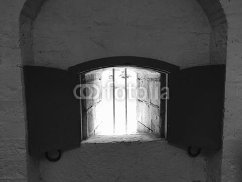 Bild auf Leinwand   fenêtre